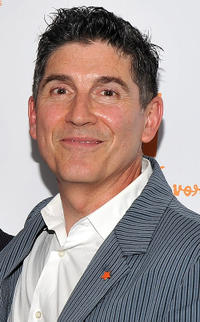 James Lecesne at the Trevor Live: An Evening Benefiting The Trevor Project in New York.