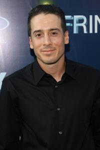 Kirk Acevedo at the premiere of