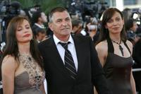 Jean-Marie Bigard and Guests at the 60th edition of the Cannes Film Festival.