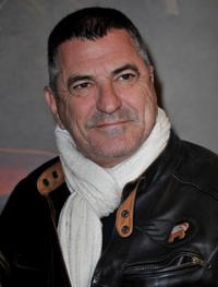 Jean-Marie Bigard at the premiere of