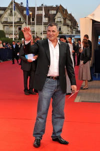Jean-Marie Bigard at the screening of