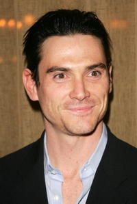 Billy Crudup at the after party in N.Y. for the opening night of