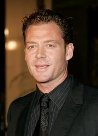 Marton Csokas at the Los Angele premiere of