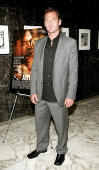 Marton Csokas at the screening of