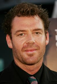 Marton Csokas at the New York screening of