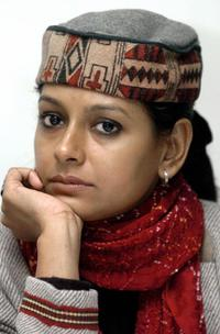 A File photo of Nandita Das, dated 22 December 2003.