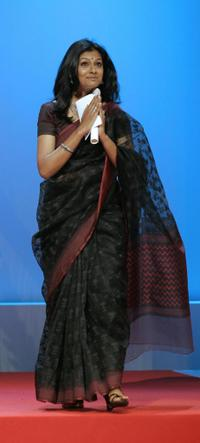 Nandita Das at the closing ceremony of 60th edition of the Cannes Film Festival.