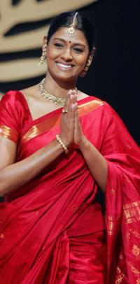 Nandita Das at the opening ceremony of the 58th edition of International Cannes Film Festival.