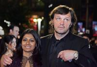 Nandita Das and Emir Kusturica at the 58th edition of the International Cannes Film Festival.