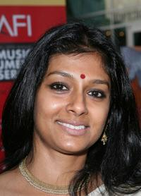 Nandita Das at the Indian Film Festival LA premiere of