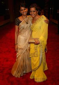 Nandita Das and Shahana Goswani at the premiere of