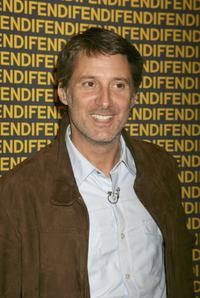Antoine de Caunes at the New Cinema Network Dinner Party during the Rome Film Festival (Festa Internazionale di Roma).