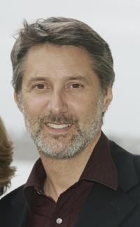 Antoine de Caunes at the sceening of