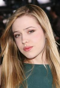 Majandra Delfino at the premiere of