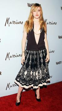 Majandra Delfino at the launch of Marciano.