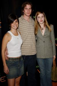 Shiri Applebyk, Brendan Fehr and Majandra Delfino at the