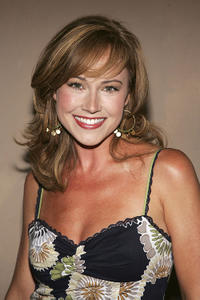 Nikki DeLoach at the Midsummer Night's Dream Celebrity Poker in California.