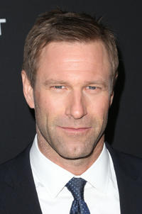 Aaron Eckhart at the California premiere of
