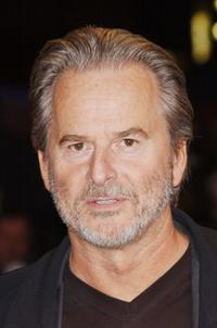Trevor Eve at the premiere of