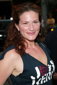 Ana Gasteyer at the special screening of