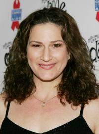 Ana Gasteyer at the Broadway Cares / Equity Fights AIDS Presents Nothing Like A Dame 2007 after party.