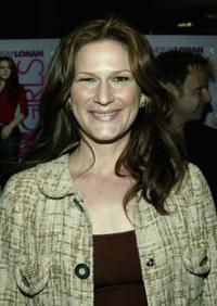 Ana Gasteyer at the private screening of
