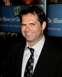 Dana Gould at the Alliance for Children's Rights