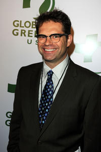Dana Gould at the Global Green USA's 7th Annual Pre-Oscar party.