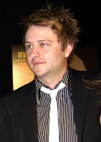 Chris Hardwick at the premiere of