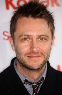 Chris Hardwick at the second Annual Streamy Awards.