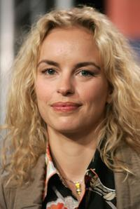 Nina Hoss at the press conference of