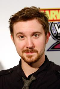 Sam Huntington at the IESB.net's Wrath of Con during the Comic-Con 2009.