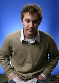 Sam Huntington at the 2004 Sundance Film Festival.