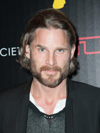 Noah Huntley at the New York premiere of