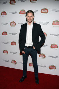 Noah Huntley at the Stella Artois launch of the Timeless Beauty Campaign.