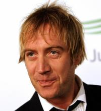Rhys Ifans at the official grand opening party for the Atlantis Hotel.