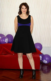 Lorenza Indovina at the photocall of