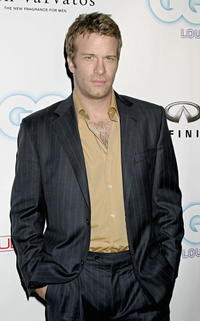Thomas Jane at The Art of Elysium in Hollywood, California.