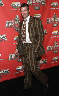 Thomas Jane at Spike TV's  Scream Awards 2006 in Los Angeles, California.