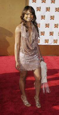 Tamala Jones at the 18th Annual Soul Train Music Awards.