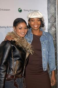 Tamala Jones and Gabrielle Union at the