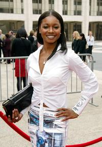 Tamala Jones at the