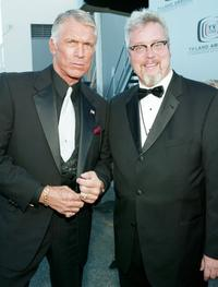 Chad Everett and Larry Jones at the 2nd Annual TV Land Awards.