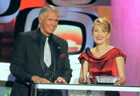 Chad Everett and Jane Seymour at the 2nd Annual TV Land Awards.