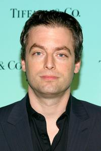 Justin Kirk at the launch of the 2007 Blue Book Collection.