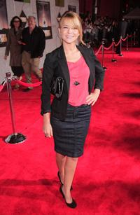 Jordan Ladd at the premiere of