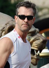 Rupert Everett at the 64th Venice International Film Festival.