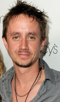 Chad Lindberg at the Macy's Passport Presents Glamorama, Fashion Extravaganza in California.