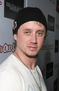 Chad Lindberg at the after party of the Los Angeles premiere of