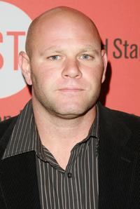 Domenick Lombardozzi at the opening night party of